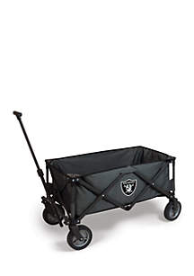 Picnic Time Oakland Raiders Adventure Wagon