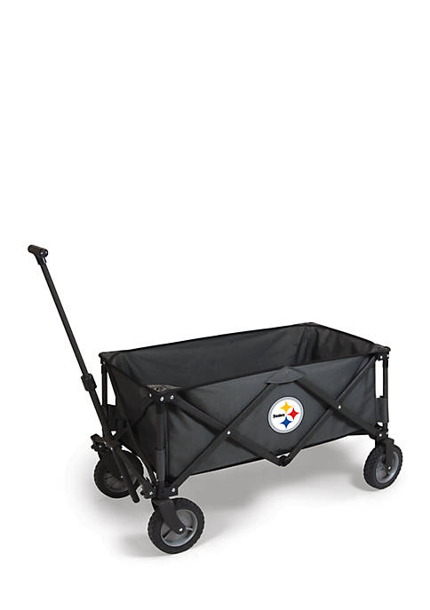Picnic Time Adventure Wagon Pittsburgh Steelers