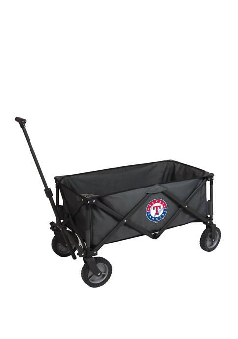 MLB Texas Rangers Adventure Wagon Portable Utility Wagon