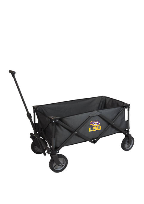 ONIVA NCAA LSU Tigers Adventure Wagon Portable Utility