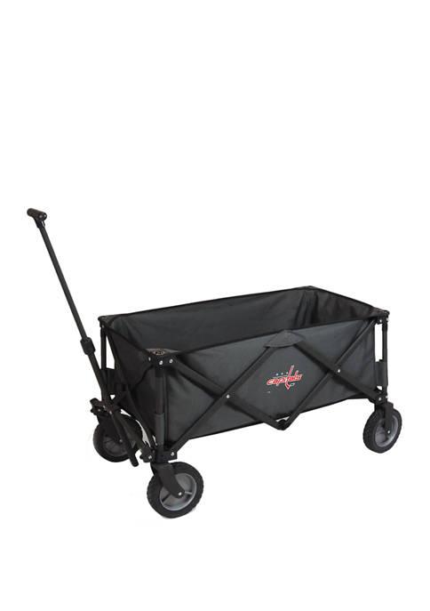 NHL Washington Capitals Adventure Wagon Portable Utility Wagon