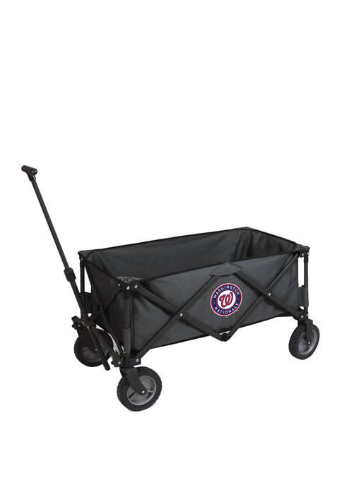 ONIVA MLB Washington Nationals Adventure Wagon Portable Utility