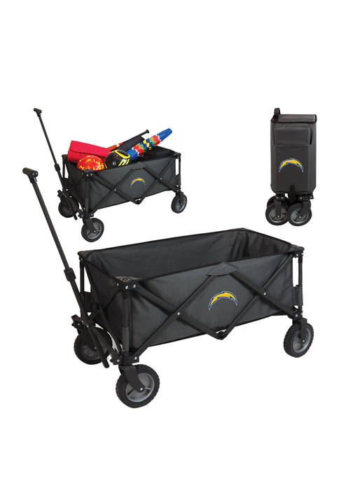 NFL Los Angeles Chargers Adventure Wagon Portable Utility Wagon