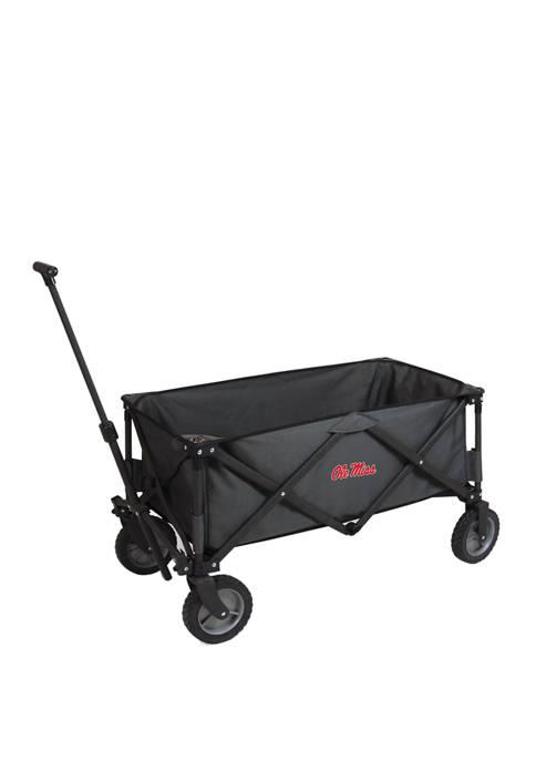 NCAA Ole Miss Rebels Adventure Wagon Portable Utility Wagon