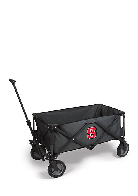 Picnic Time NCAA Adventure Wagon North Carolina State