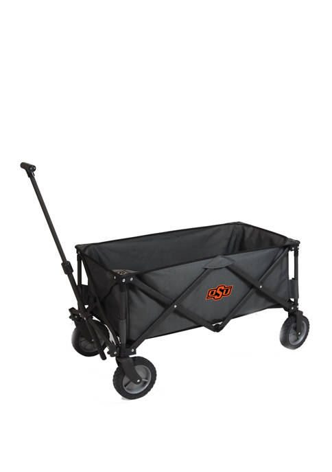 NCAA Oklahoma State Cowboys Adventure Wagon Portable Utility Wagon