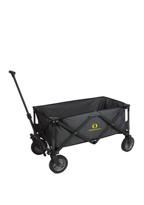 NCAA Oregon Ducks Adventure Wagon Portable Utility Wagon