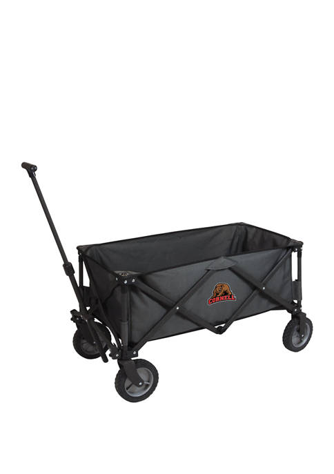 NCAA Cornell Big Red Adventure Wagon Portable Utility Wagon