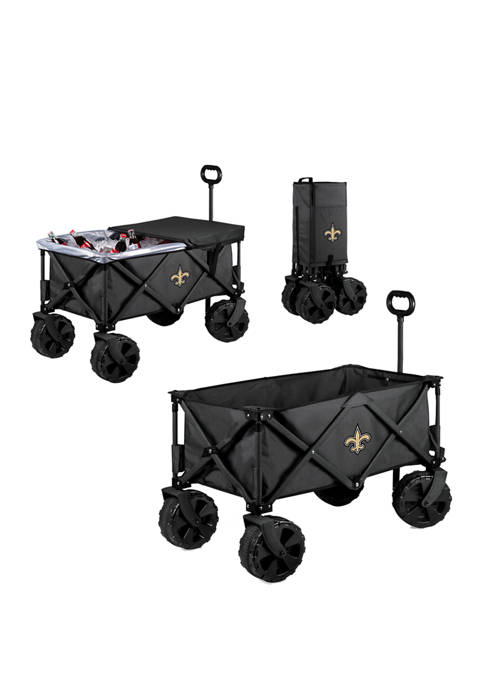 ONIVA NFL New Orleans Saints Adventure Wagon Elite