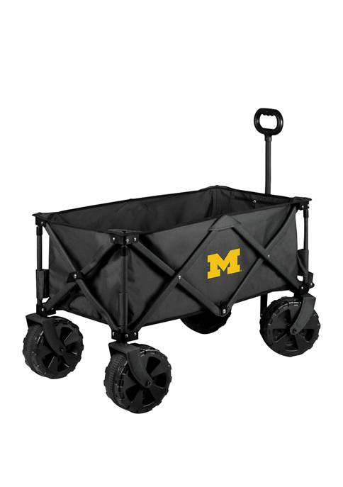 ONIVA NCAA Michigan Wolverines Adventure Wagon Elite All