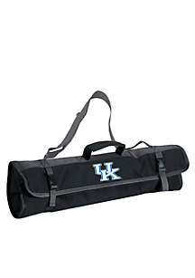 Picnic Time Kentucky Wildcats 4-Piece BBQ Tote