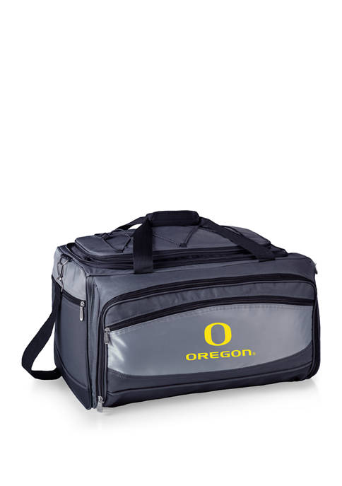 NCAA Oregon Ducks Buccaneer Portable Charcoal Grill and Cooler Tote