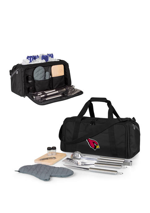 NFL Arizona Cardinals BBQ Kit Grill Set & Cooler
