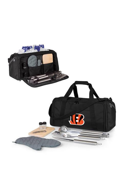NFL Cincinnati Bengals BBQ Kit Grill Set & Cooler