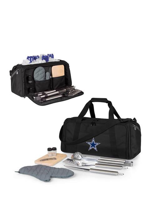 NFL Dallas Cowboys BBQ Kit Grill Set & Cooler
