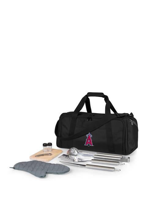 ONIVA MLB Los Angeles Angels BBQ Kit Grill