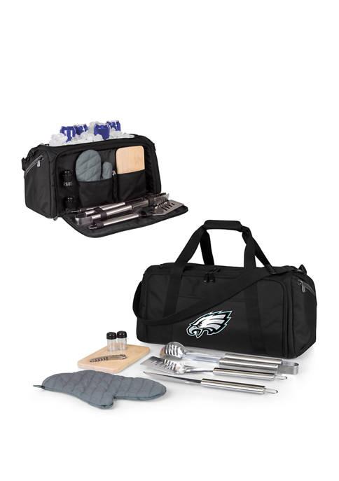 NFL Philadelphia Eagles BBQ Kit Grill Set & Cooler
