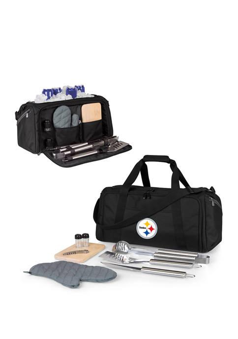ONIVA NFL Pittsburgh Steelers BBQ Kit Grill Set