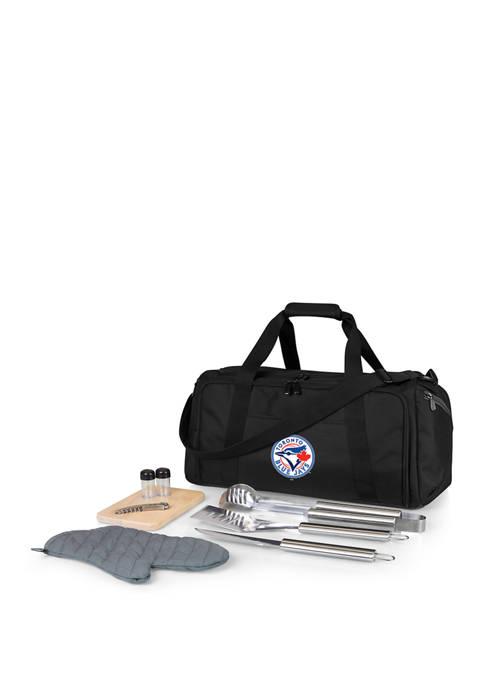 ONIVA MLB Toronto Blue Jays BBQ Kit Grill