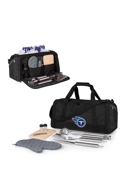 NFL Tennessee Titans BBQ Kit Grill Set & Cooler