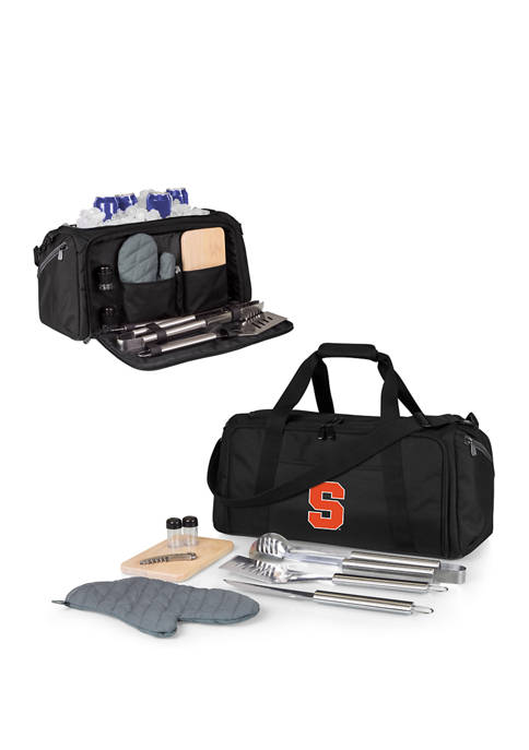 NCAA Syracuse Orange BBQ Kit Grill Set & Cooler
