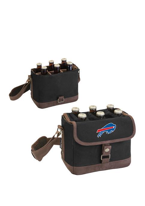 NFL Buffalo Bills Beer Caddy Cooler Tote with Opener