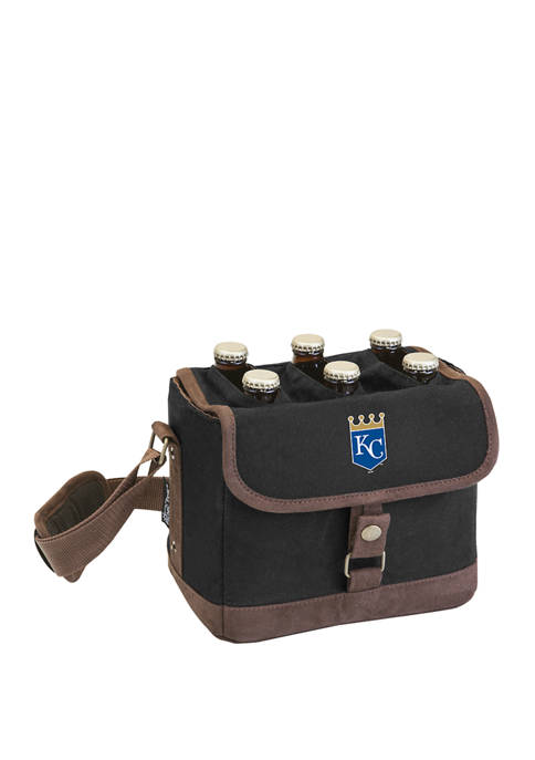 MLB Kansas City Royals Beer Caddy Cooler Tote with Opener