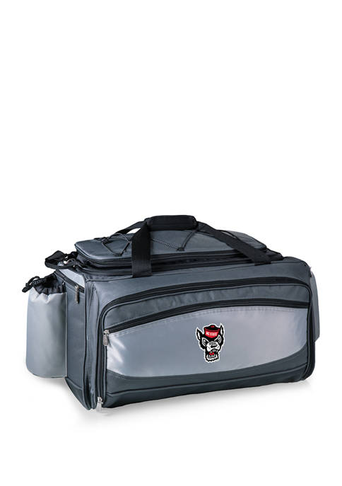 NCAA NC State Wolfpack Vulcan Portable Propane Grill & Cooler Tote