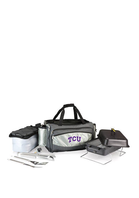 ONIVA NCAA TCU Horned Frogs Vulcan Portable Propane
