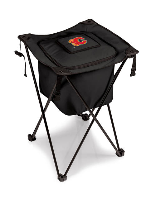 NHL Calgary Flames Sidekick Portable Standing Beverage Cooler