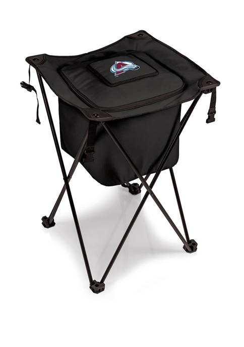 NHL Colorado Avalanche Sidekick Portable Standing Beverage Cooler
