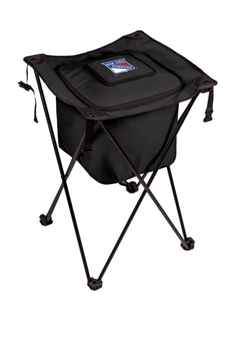NHL New York Rangers Sidekick Portable Standing Beverage Cooler