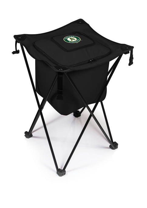 ONIVA MLB Oakland Athletics Sidekick Portable Standing Beverage
