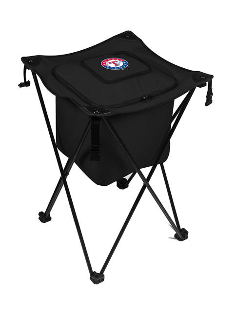 ONIVA MLB Texas Rangers Sidekick Portable Standing Beverage