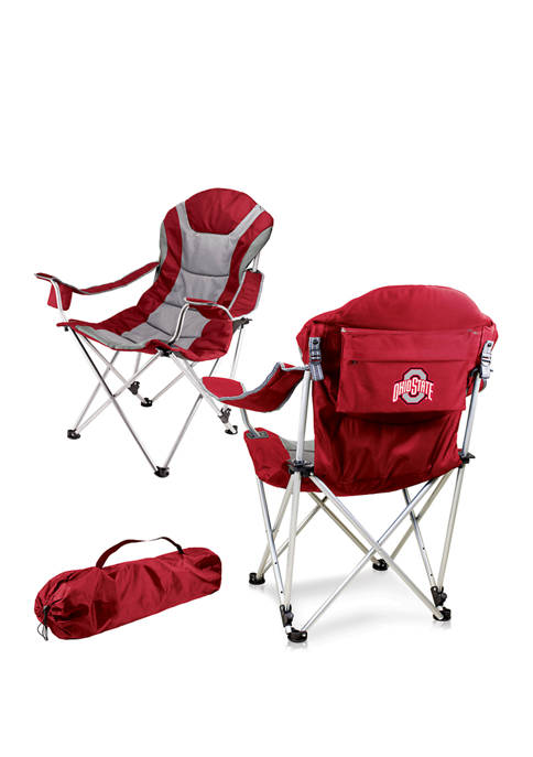 NFL Ohio State Buckeyes Reclining Camp Chair