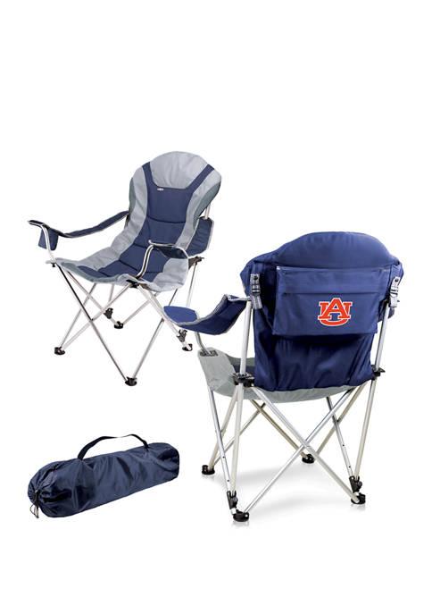 NCAA Auburn Tigers Reclining Camp Chair
