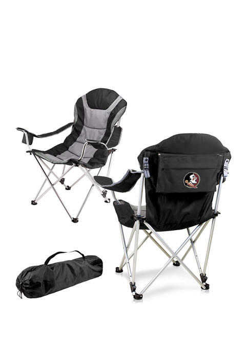 NCAA FSU Seminoles Reclining Camp Chair