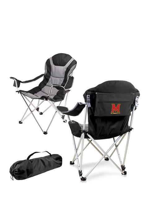 NCAA Maryland Terrapins Reclining Camp Chair