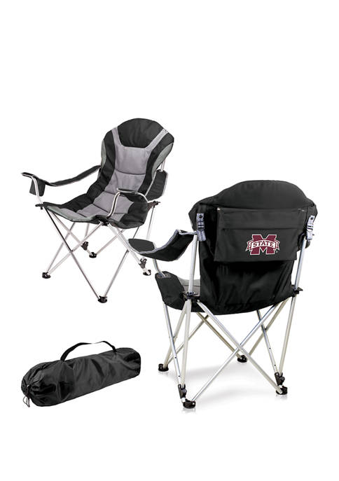 NCAA Mississippi State Bulldogs Reclining Camp Chair