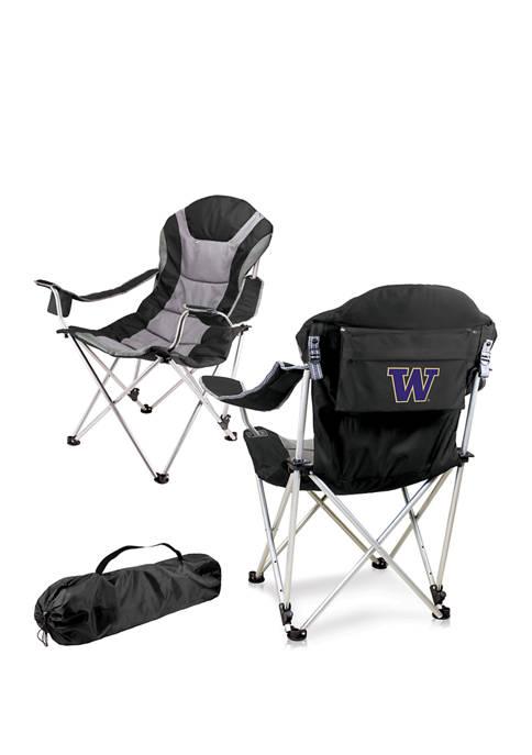NCAA Washington Huskies Reclining Camp Chair