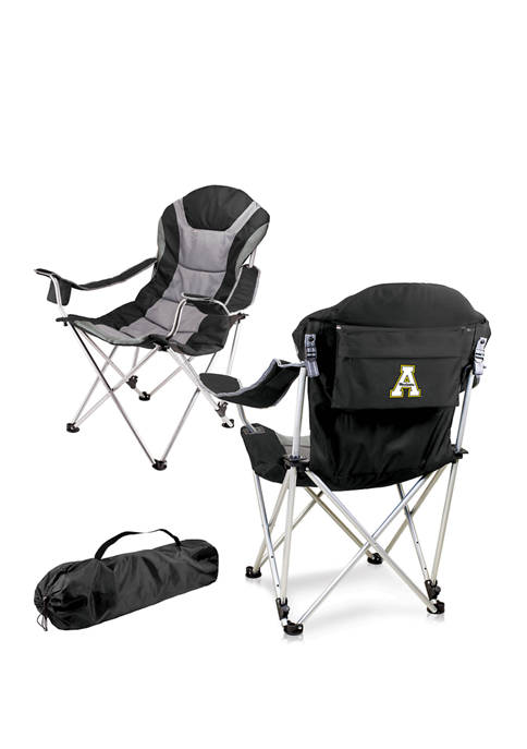 NCAA App State Mountaineers Reclining Camp Chair
