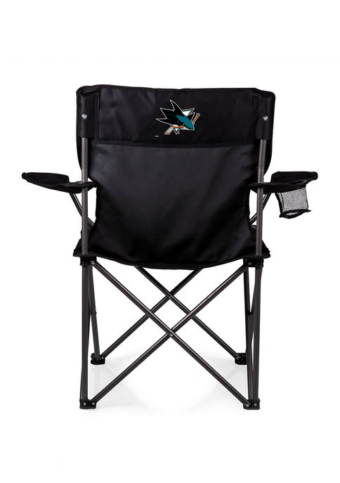 ONIVA NHL San Jose Sharks PTZ Camp Chair