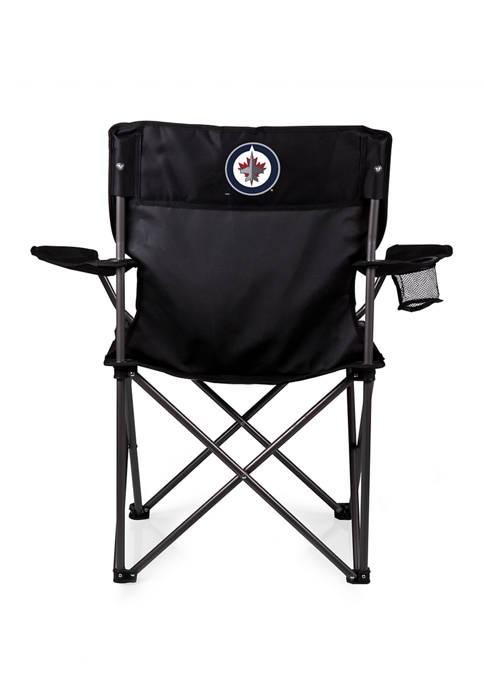 NHL Winnipeg Jets PTZ Camp Chair