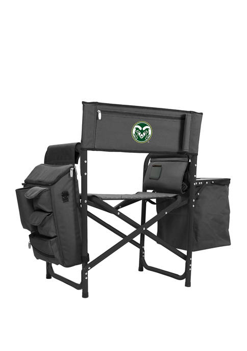 NCAA Colorado State Rams Fusion Backpack Chair with Cooler