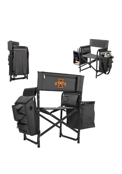 NCAA Iowa State Cyclones Fusion Backpack Chair with Cooler