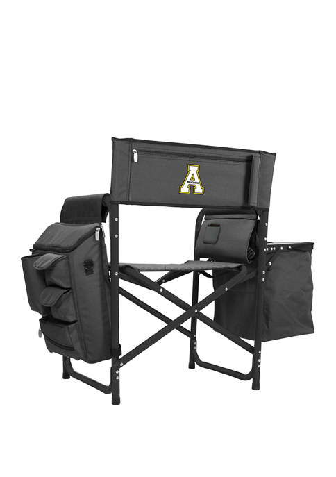 NCAA App State Mountaineers Fusion Backpack Chair with Cooler