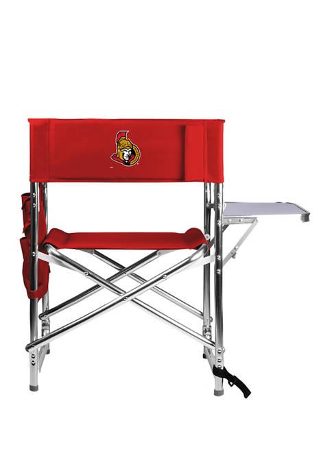 NHL Ottawa Senators Sports Chair