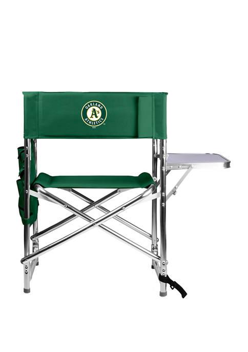 MLB Oakland Athletics Sports Chair