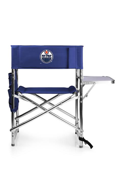 NHL Edmonton Oilers Sports Chair