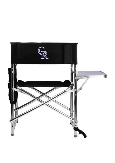 MLB Colorado Rockies Sports Chair